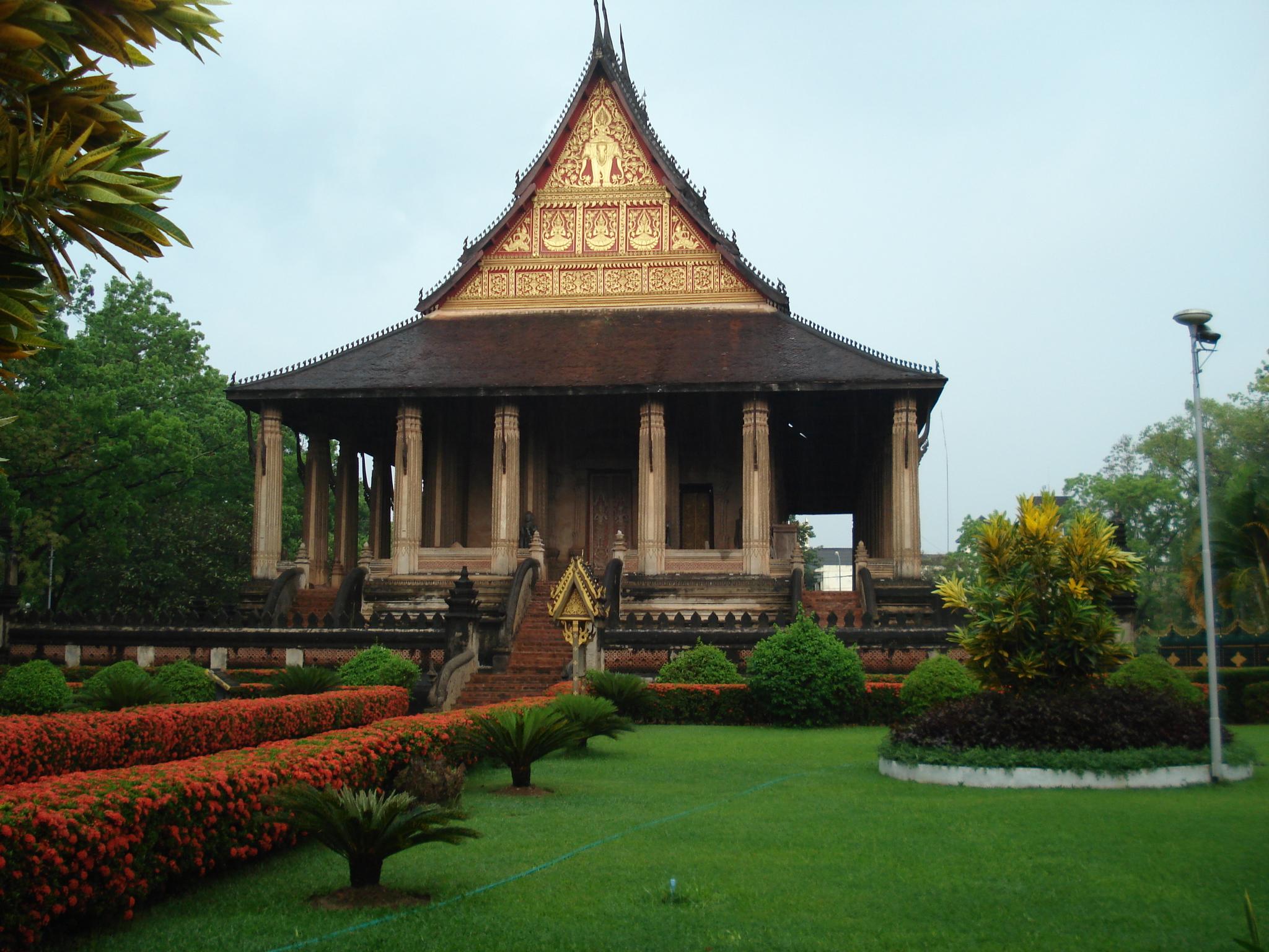 Hor Prha Keo Museum