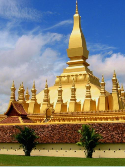 That Luang Stupa (Great Sacred Stupa)
