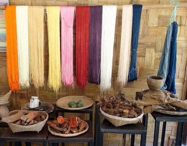 Lao Silk-Cotton