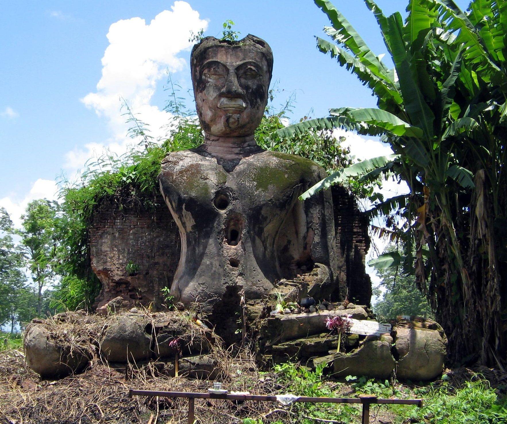 Souvannakhomkham Ancient City