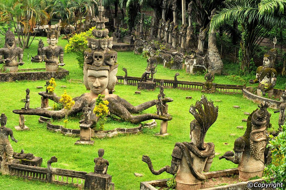 Buddha Park (Xieng Khuan)