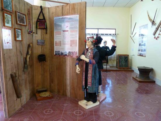Ethnic Museum, Phongsaly
