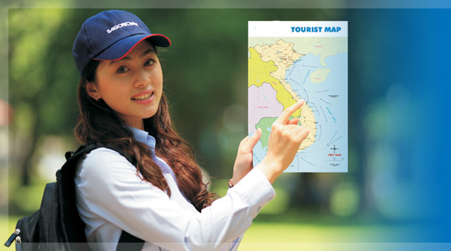 Guides Fluent in Thai, English, French, Japanese, Chinese, & Italian