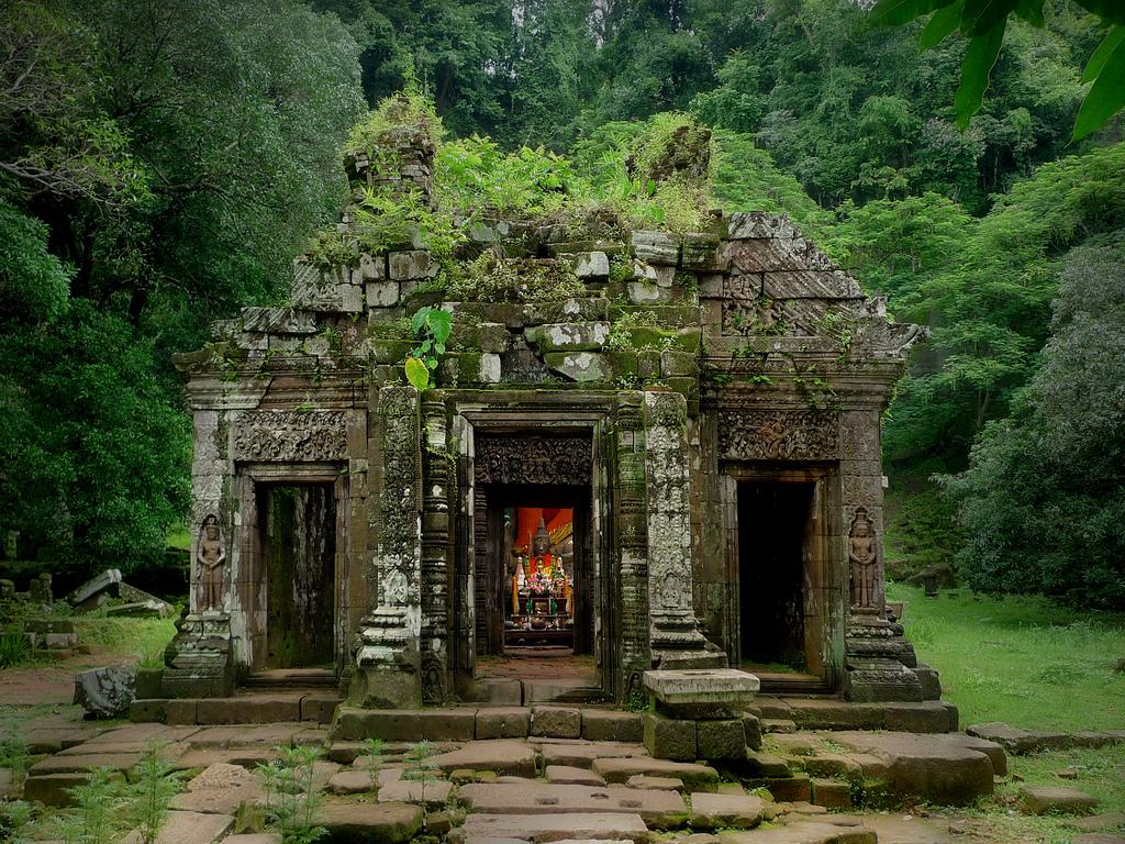 Wat Phou UNESCO World Heritage Site