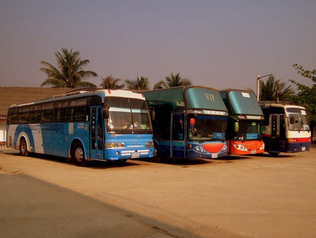 Full Size Bus Rental